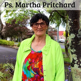 Martha Pritchard website