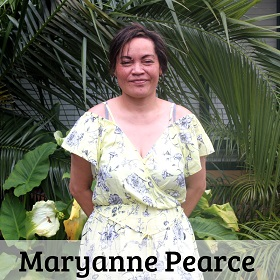 Maryanne Pearce website