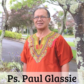 Paul Glassie - website